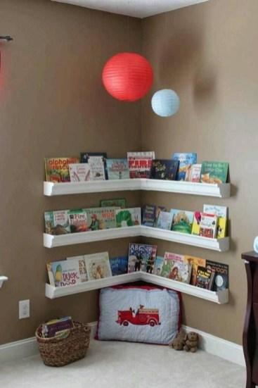 Creative Small Playroom Ideas For Kids07