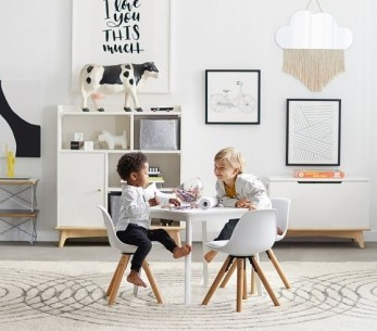 Creative Small Playroom Ideas For Kids09