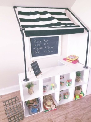 Creative Small Playroom Ideas For Kids16