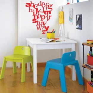 Creative Small Playroom Ideas For Kids20