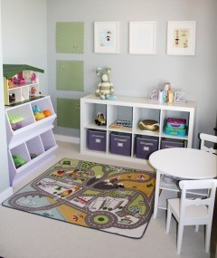 Creative Small Playroom Ideas For Kids22