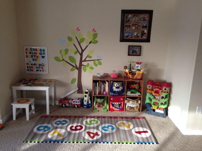 Creative Small Playroom Ideas For Kids27