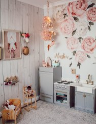 Creative Small Playroom Ideas For Kids32