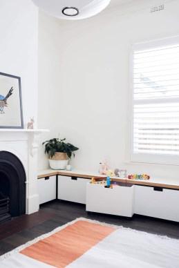 Creative Small Playroom Ideas For Kids36