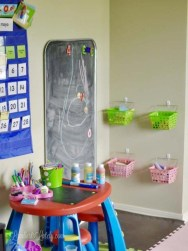 Creative Small Playroom Ideas For Kids42