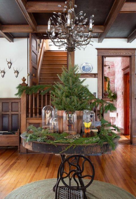 Elegant Antique Farmhouse Decoration Ideas For Home43