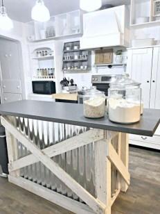 Fabulous Kitchen Decoration Design Ideas With Farmhouse Style04
