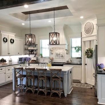 Fabulous Kitchen Decoration Design Ideas With Farmhouse Style16