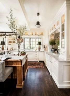 Fabulous Kitchen Decoration Design Ideas With Farmhouse Style18