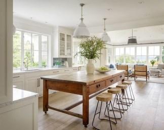 Fabulous Kitchen Decoration Design Ideas With Farmhouse Style30