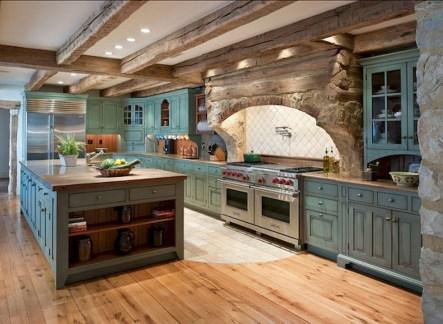 Fabulous Kitchen Decoration Design Ideas With Farmhouse Style36