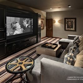Inspiring Theater Room Design Ideas For Home03