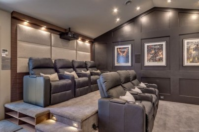 Inspiring Theater Room Design Ideas For Home10