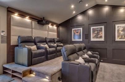 Inspiring Theater Room Design Ideas For Home10