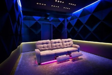 Inspiring Theater Room Design Ideas For Home35