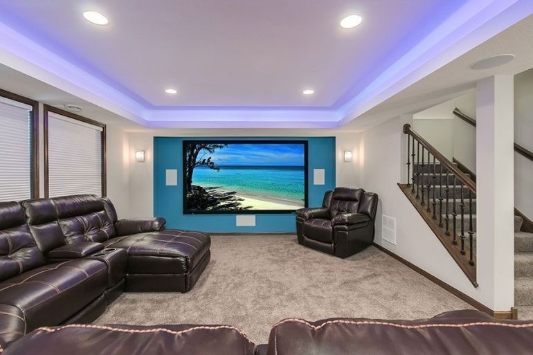 Inspiring Theater Room Design Ideas For Home44