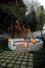 Magnificient Gravel Landscaping Design Ideas For Backyard25