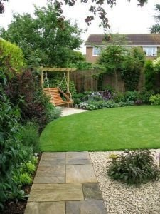 Magnificient Gravel Landscaping Design Ideas For Backyard40