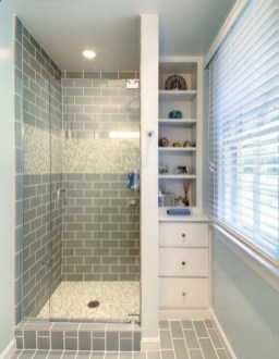 Outstanding Bathroom Makeovers Ideas For Small Space25