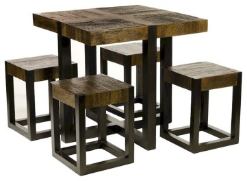 Stunning Dining Tables Design Ideas For Small Space15