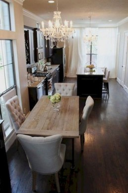 Stunning Dining Tables Design Ideas For Small Space23