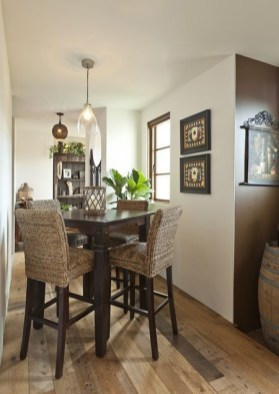 Stunning Dining Tables Design Ideas For Small Space33