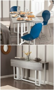 Stunning Dining Tables Design Ideas For Small Space35