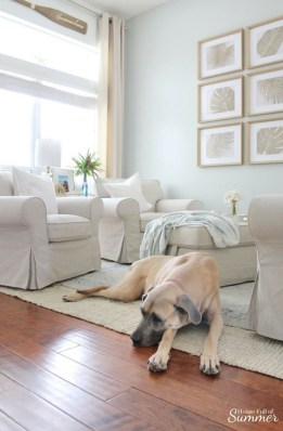 Unique Summer Decor Ideas For Living Room17