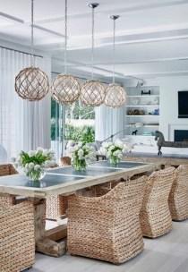 Unique Summer Decor Ideas For Living Room39