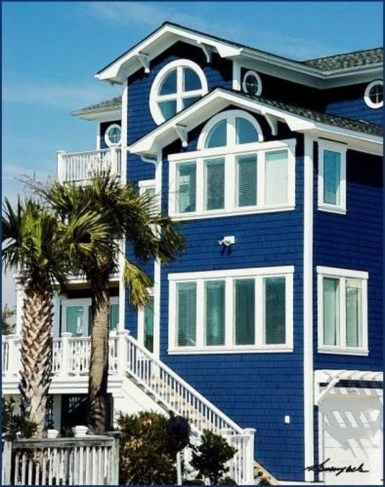Wonderful Beach House Exterior Color Ideas04