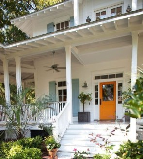 Wonderful Beach House Exterior Color Ideas41