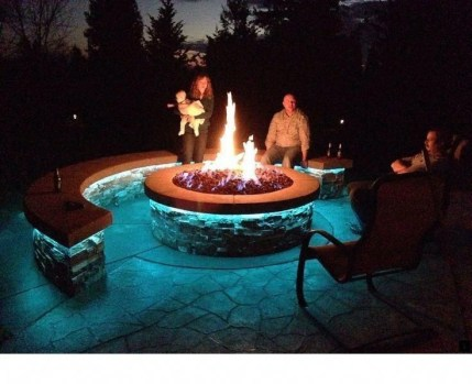 Beautiful Outdoor Fire Pits Ideas01