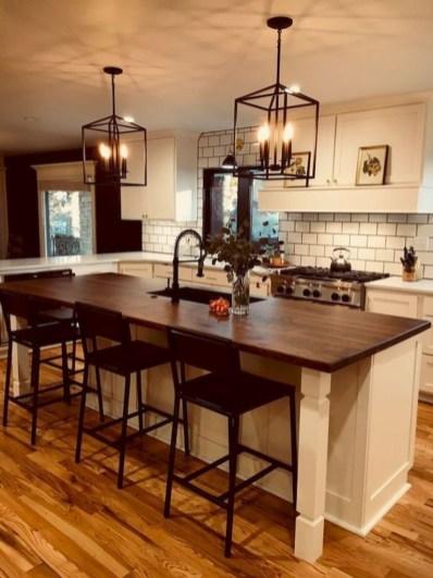 Fancy Farmhouse Kitchen Ideas For 201939