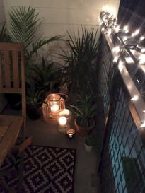 Inexpensive Apartment Patio Ideas On A Budget22