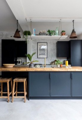 Attractive Industrial Kitchen Ideas That Will Amaze You23