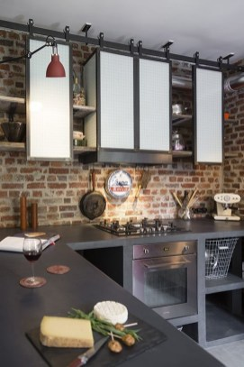 Attractive Industrial Kitchen Ideas That Will Amaze You25