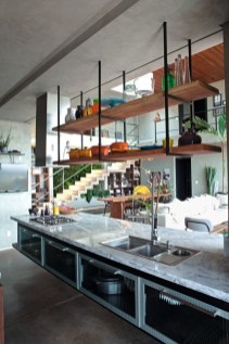 Attractive Industrial Kitchen Ideas That Will Amaze You29