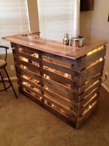 Beautiful Furniture Ideas With Pallet For You 14