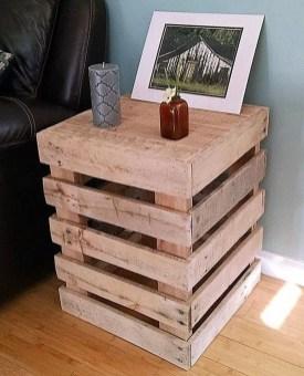 Beautiful Furniture Ideas With Pallet For You 18