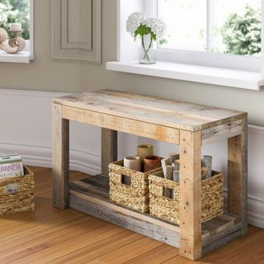 Beautiful Furniture Ideas With Pallet For You 24