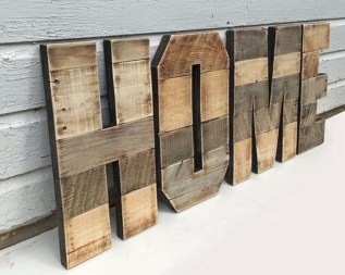 Beautiful Furniture Ideas With Pallet For You 34