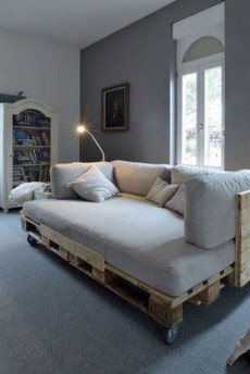 Beautiful Furniture Ideas With Pallet For You 49