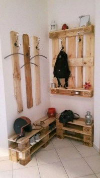 Beautiful Furniture Ideas With Pallet For You 50