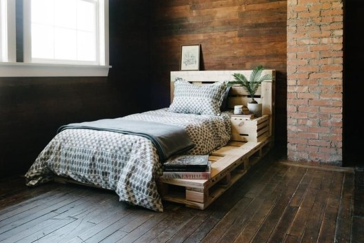 Beautiful Furniture Ideas With Pallet For You 51