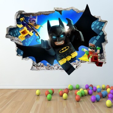 Best Memorable Childrens Bedroom Ideas With Superhero Posters 13