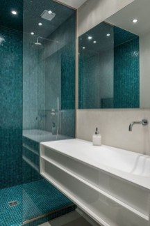 Brilliant Bathroom Tile Design Ideas That Very Inspiring 11