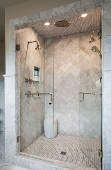 Brilliant Bathroom Tile Design Ideas That Very Inspiring 22