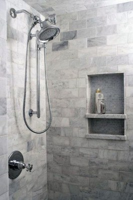 Brilliant Bathroom Tile Design Ideas That Very Inspiring 25