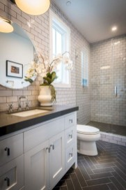 Brilliant Bathroom Tile Design Ideas That Very Inspiring 30