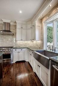 Casual Diy Farmhouse Kitchen Decor Ideas To Apply Asap 20